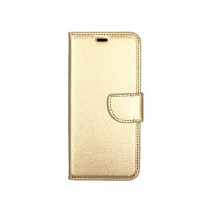 Θήκη Samsung Galaxy S8 πορτοφόλι χρυσό 1