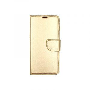 Θήκη Samsung Galaxy S10 πορτοφόλι χρυσό 1