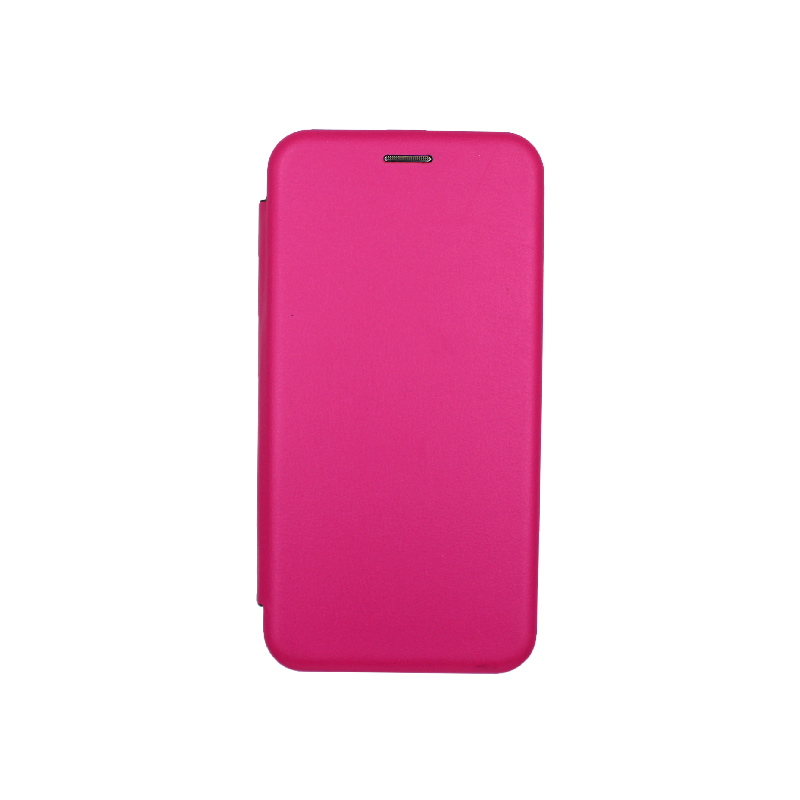 Θήκη iPhone 7 Plus / 8 Plus Πορτοφόλι με Μαγνητικό Κλείσιμο φουξ 1