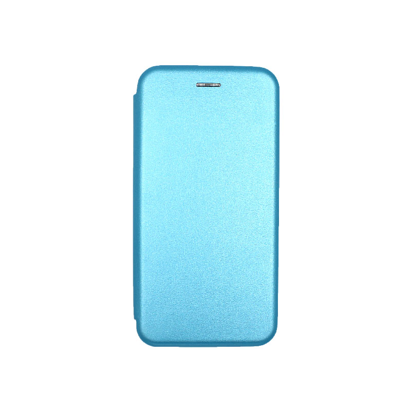 Θήκη iPhone 7 Plus / 8 Plus Πορτοφόλι με Μαγνητικό Κλείσιμο γαλάζιο 1