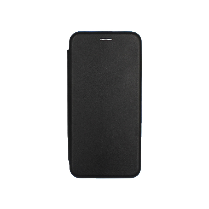 Θήκη Samsung Galaxy A20 / A30 Πορτοφόλι με Μαγνητικό Κλείσιμο μαύρο 1