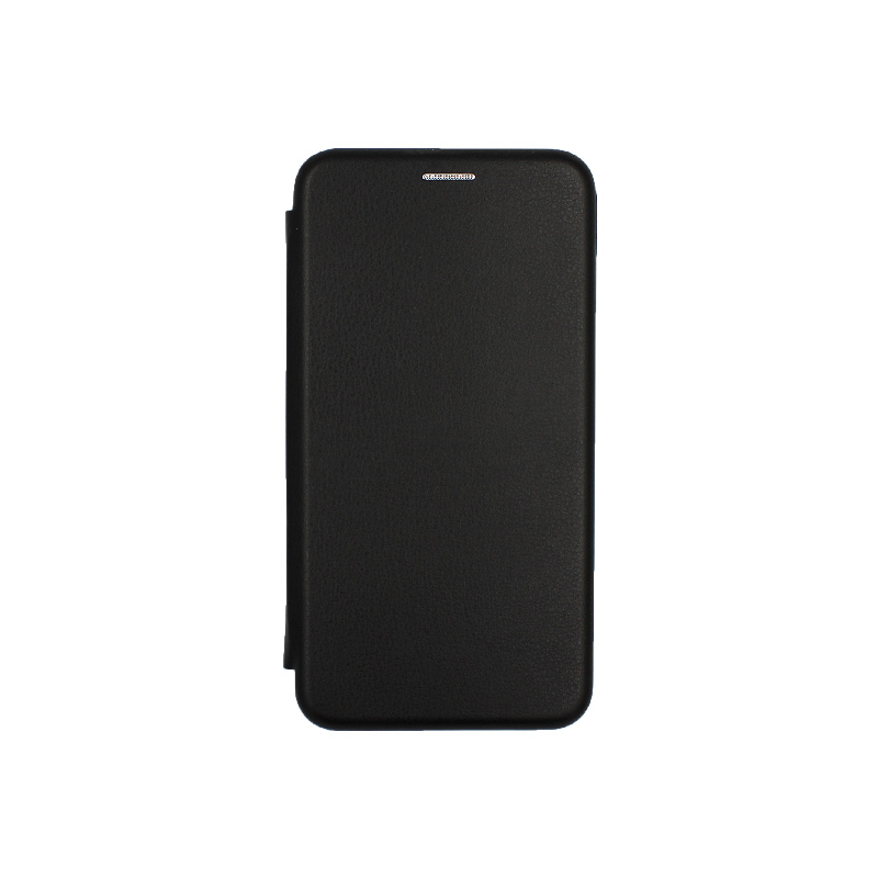 Θήκη Samsung Galaxy J3 2017 Πορτοφόλι με Μαγνητικό Κλείσιμο μαύρο 1