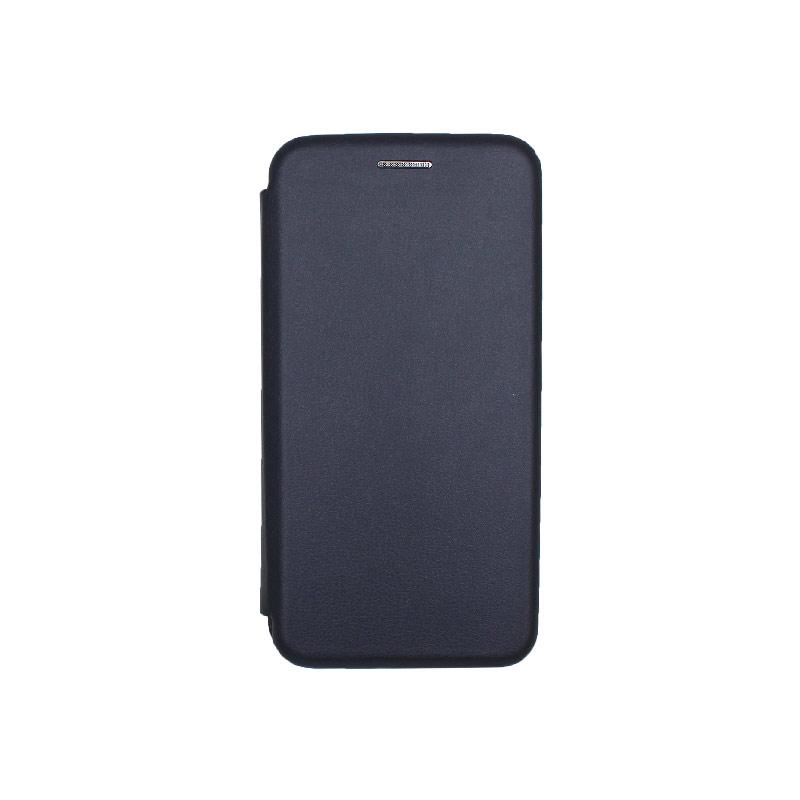 Θήκη Samsung Galaxy A3 2017 Πορτοφόλι με Μαγνητικό Κλείσιμο μπλε 1