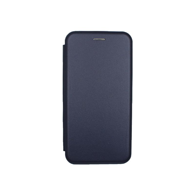 Θήκη iPhone 7 Plus / 8 Plus Πορτοφόλι με Μαγνητικό Κλείσιμο μπλε 1
