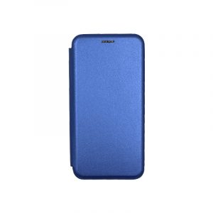 Θήκη Samsung Galaxy J6 Πορτοφόλι με Μαγνητικό Κλείσιμο μπλε 1