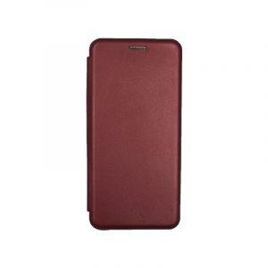 Θήκη Samsung Galaxy Note 10 Plus Πορτοφόλι με Μαγνητικό Κλείσιμο μπορντό 1