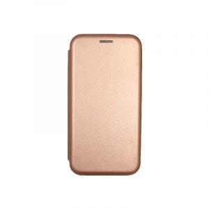 Θήκη Samsung Galaxy J2 Pro Πορτοφόλι με Μαγνητικό Κλείσιμο ροζ χρυσό 1