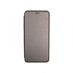 Θήκη Samsung Galaxy Note 9 Πορτοφόλι με Μαγνητικό Κλείσιμο γκρι 1