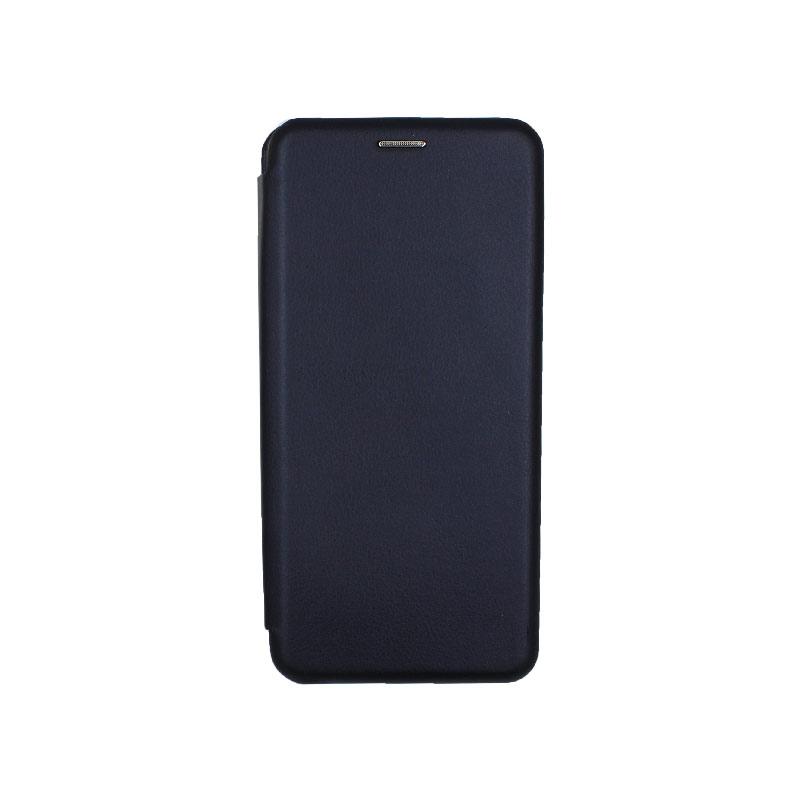 Θήκη Samsung Galaxy Note 9 Πορτοφόλι με Μαγνητικό Κλείσιμο μπλε 1