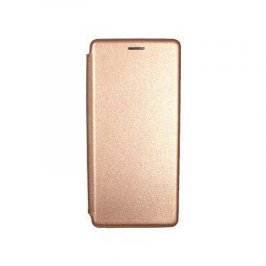 Θήκη Samsung Galaxy Note 8 Πορτοφόλι με Μαγνητικό Κλείσιμο ροζ χρυσό 1