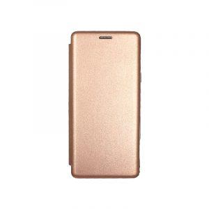 Θήκη Samsung Galaxy Note 9 Πορτοφόλι με Μαγνητικό Κλείσιμο χρυσό 1