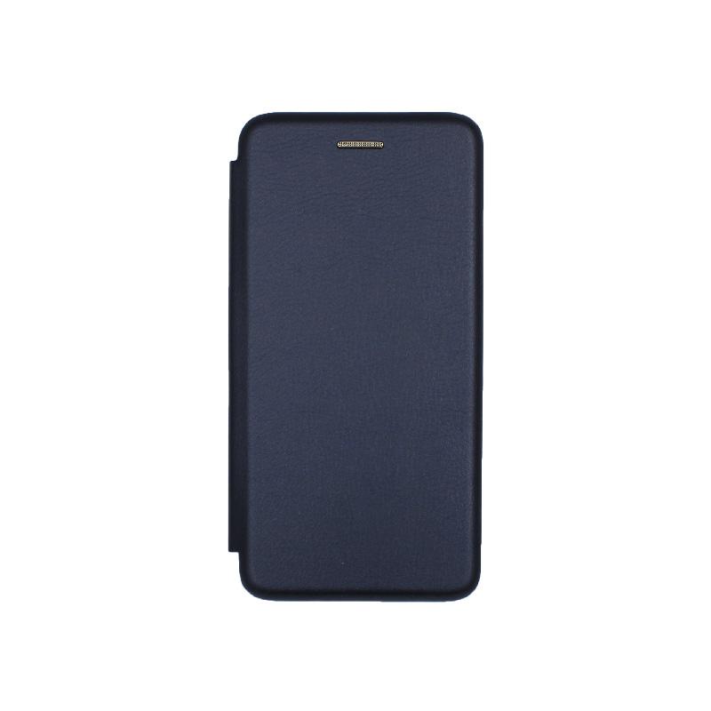 Θήκη Samsung Galaxy A10e / A20e Πορτοφόλι με Μαγνητικό Κλείσιμο μπλε 1