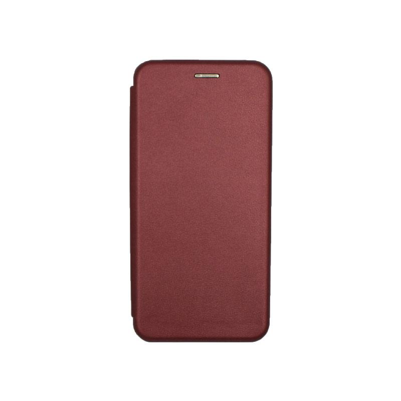 Θήκη Samsung Galaxy A6 μπορντό 1