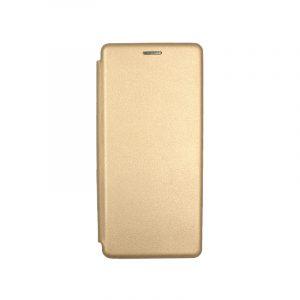 Θήκη Samsung Galaxy Note 8 Πορτοφόλι με Μαγνητικό Κλείσιμο χρυσό 1