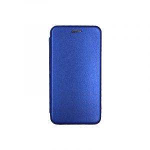 Θήκη Samsung Galaxy Note 10 Πορτοφόλι με Μαγνητικό Κλείσιμο μπλε 1