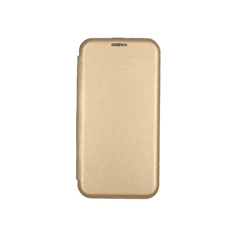 θήκη iphone X / Xs / XR / Xs Max πορτοφόλι χρυσό 5