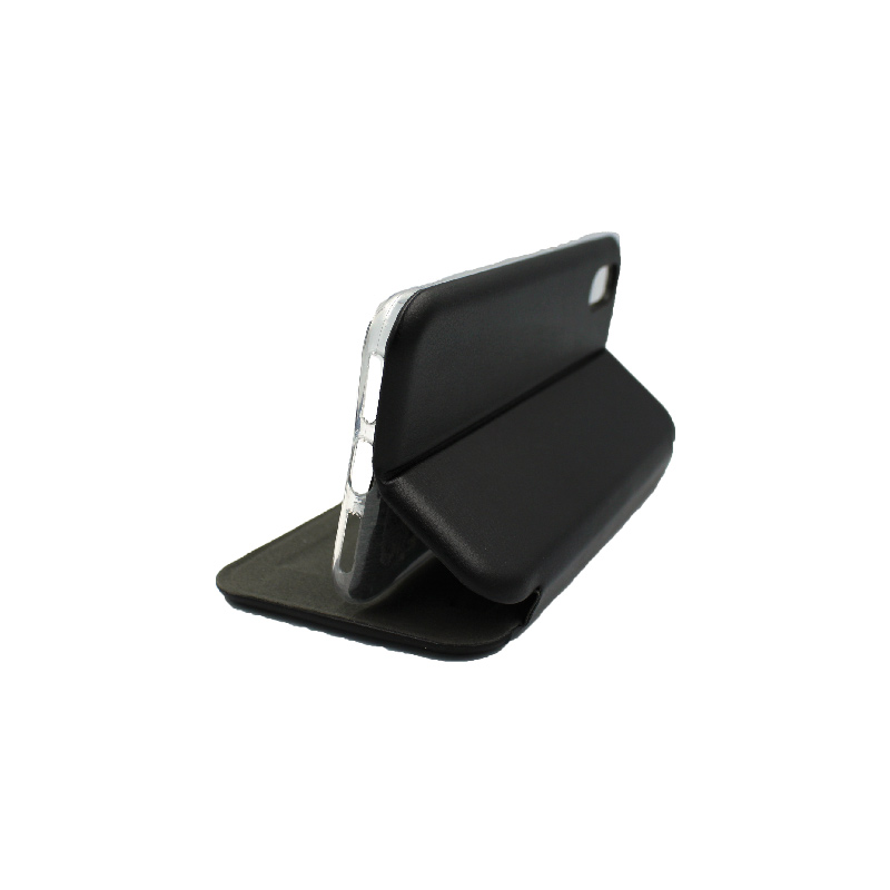 θήκη iphone X / Xs / XR / Xs Max πορτοφόλι μαύρο 1