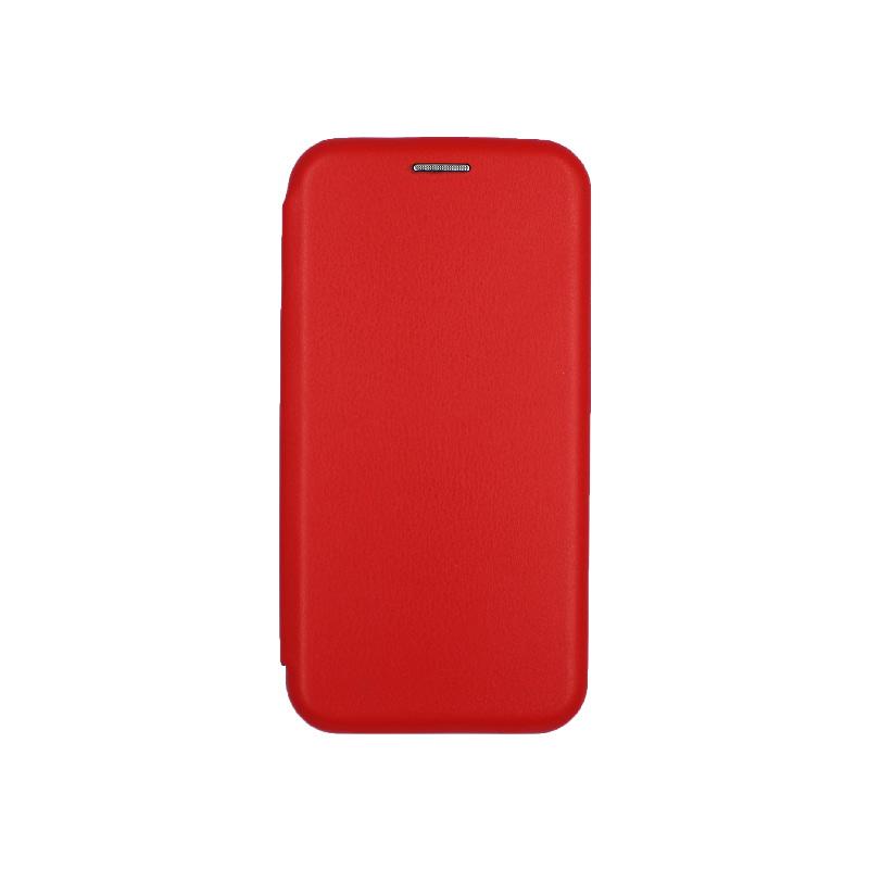 θήκη iphone X / Xs / XR / Xs Max πορτοφόλι κόκκινο 5