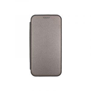 θήκη iphone 7 / 8 πορτοφόλι γκρι 1