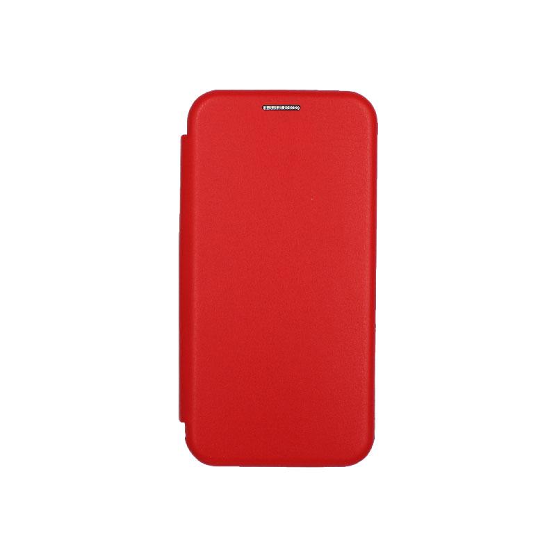 θήκη iphone 7 / 8 πορτοφόλι κόκκινο 1