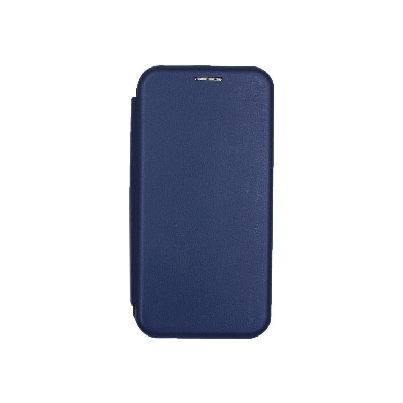 θήκη iphone 7 / 8 / SE πορτοφόλι dark blue 1