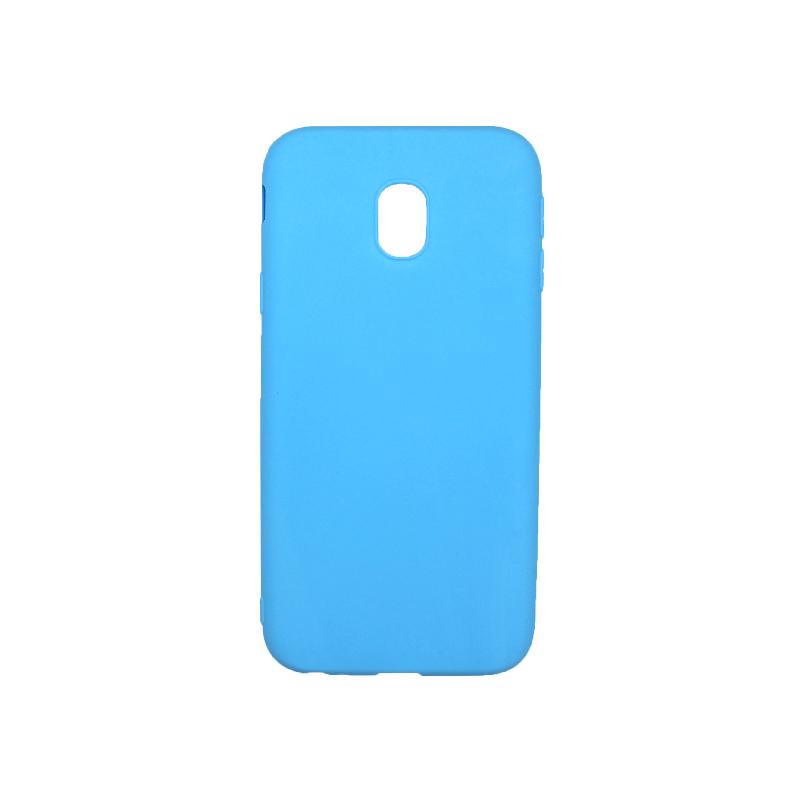 Θήκη Samsung Galaxy J3 2017 Σιλικόνη γαλάζιο