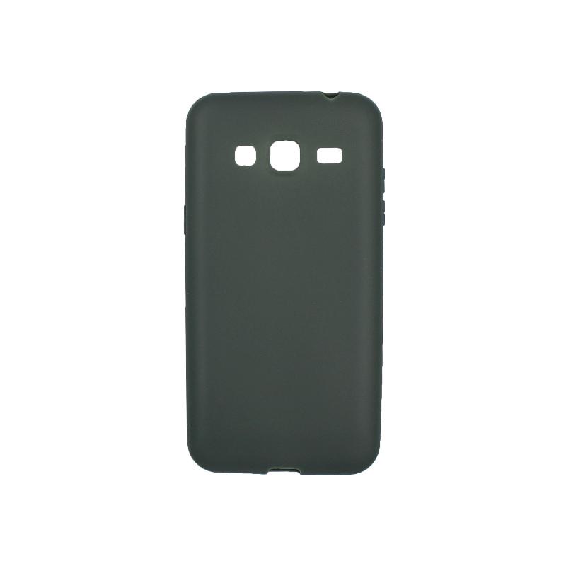 Θήκη Samsung Galaxy J3 2016 Σιλικόνη γκρι
