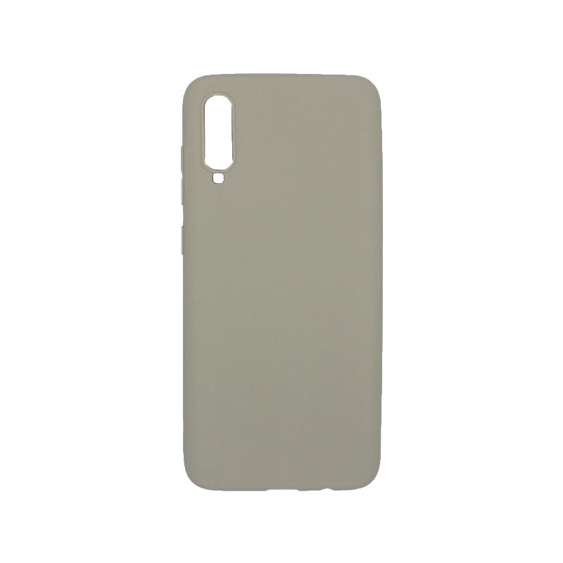 Θήκη Samsung Galaxy A70 / A70S Σιλικόνη γκρι