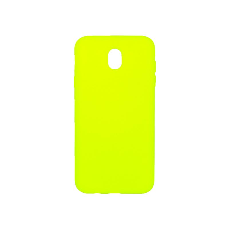 Θήκη Samsung Galaxy J7 2017 Σιλικόνη λαχανί 1