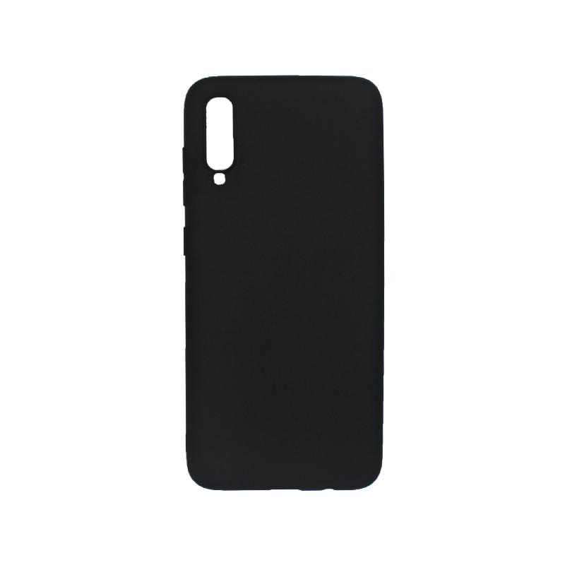 Θήκη Samsung Galaxy A70 / A70S Σιλικόνη μαύρο