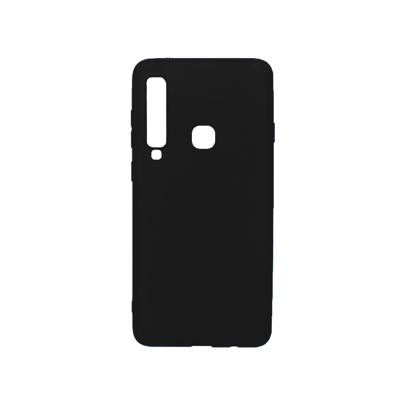 Θήκη Samsung Galaxy Α9 2018 Σιλικόνη μαύρο