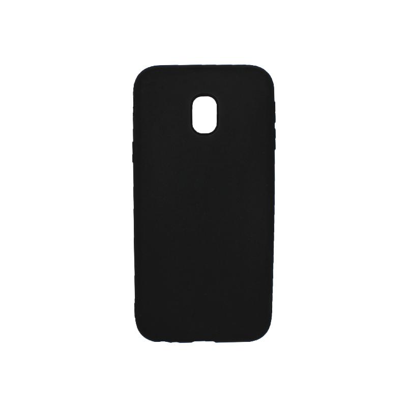 Θήκη Samsung Galaxy J3 2017 Σιλικόνη μαύρο
