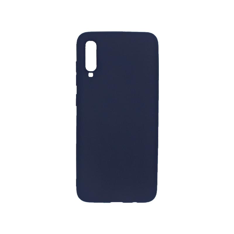 Θήκη Samsung Galaxy A70 / A70S Σιλικόνη μπλε