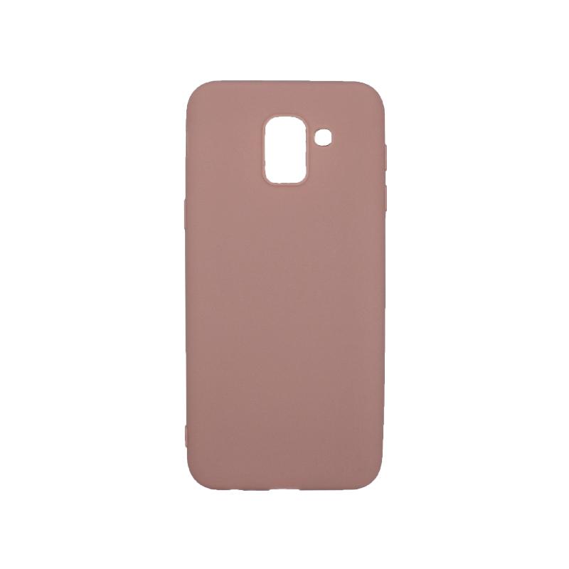 Θήκη Samsung Galaxy J6 Σιλικόνη nude 1