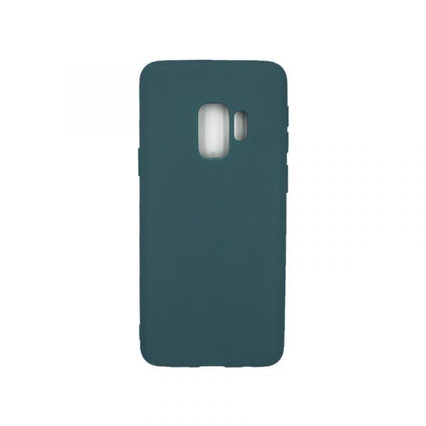 Θήκη Samsung Galaxy S9 Σιλικόνη πετρόλ