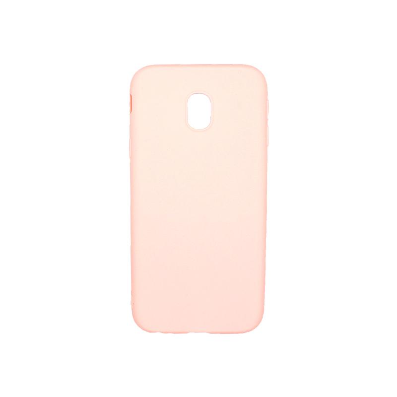 Θήκη Samsung Galaxy J3 2017 Σιλικόνη ροζ