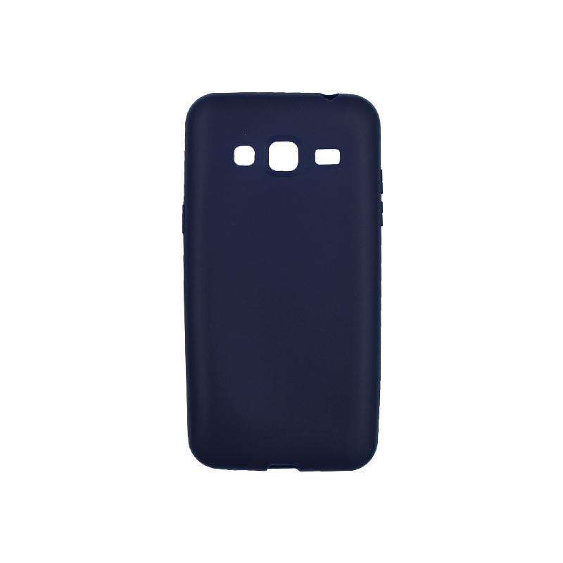 Θήκη Samsung Galaxy J3 2016 Σιλικόνη μπλε