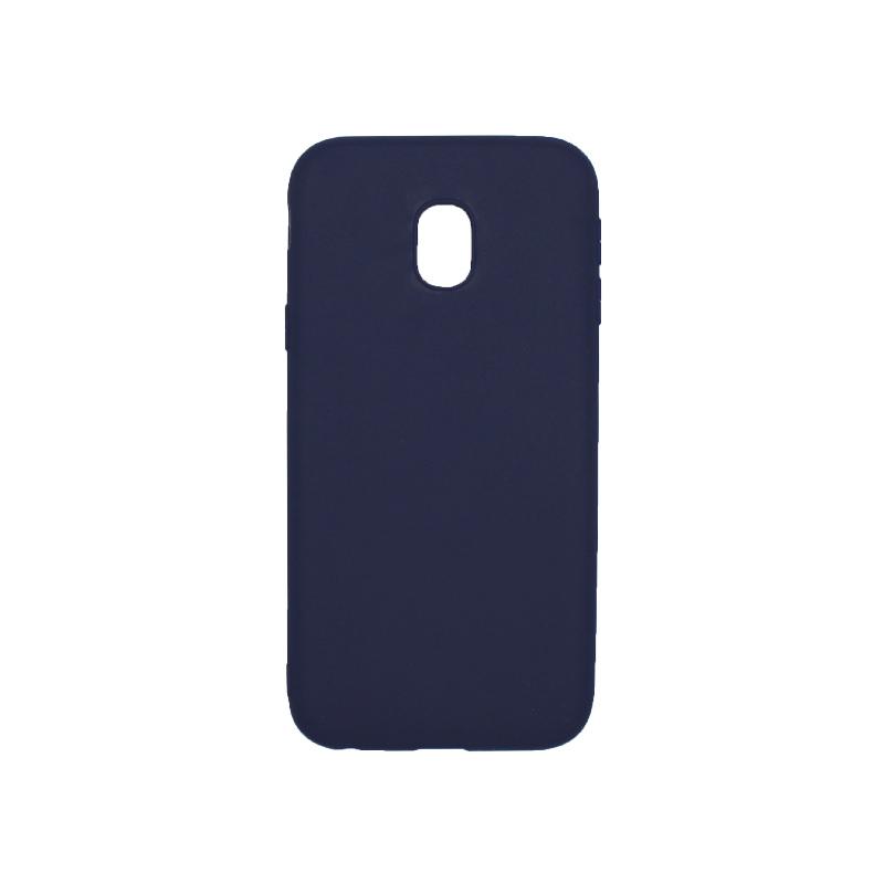 Θήκη Samsung Galaxy J3 2017 Σιλικόνη μπλε