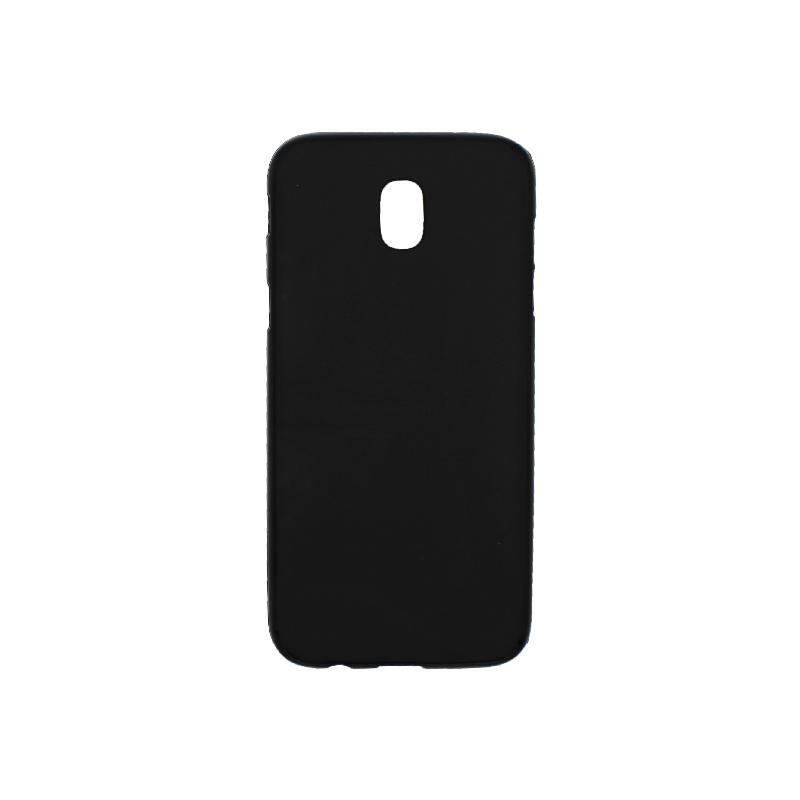 Θήκη Samsung Galaxy J5 2017 Σιλικόνη μαύρο