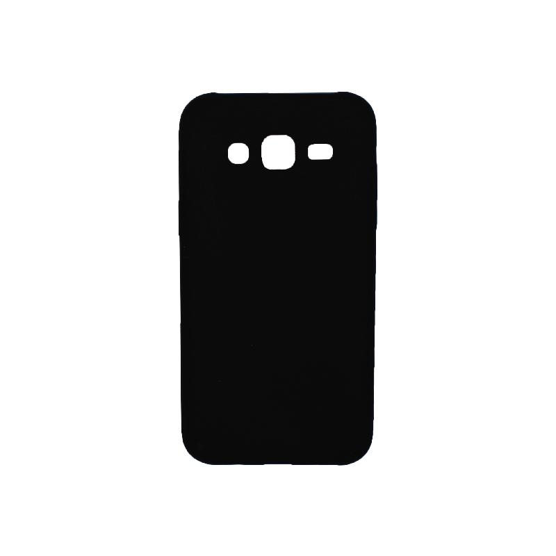 Θήκη Samsung Galaxy J5 Σιλικόνη μαύρο