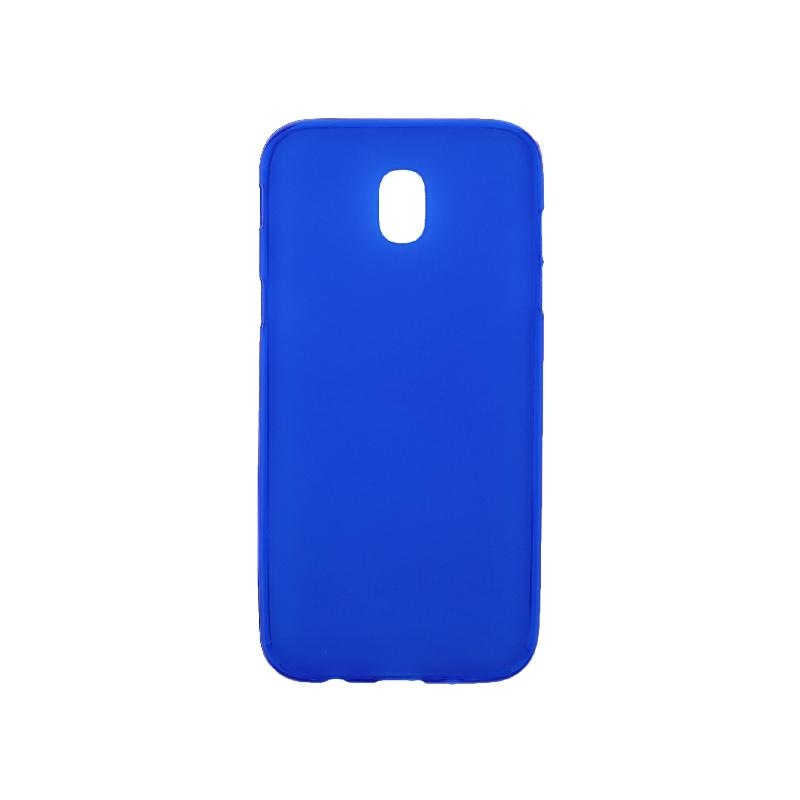 Θήκη Samsung Galaxy J5 2017 Σιλικόνη μπλε