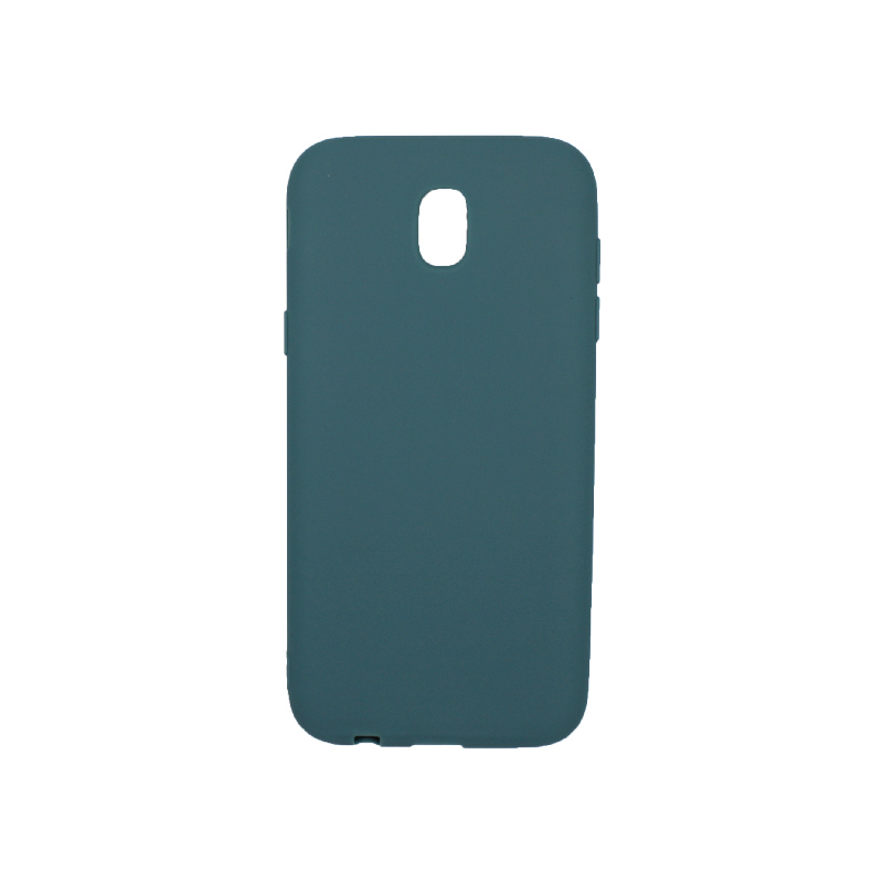 Θήκη Samsung Galaxy J5 2017 Σιλικόνη πετρόλ
