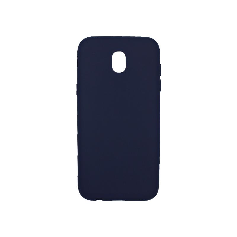 Θήκη Samsung Galaxy J5 2017 Σιλικόνη σκούρο μπλε