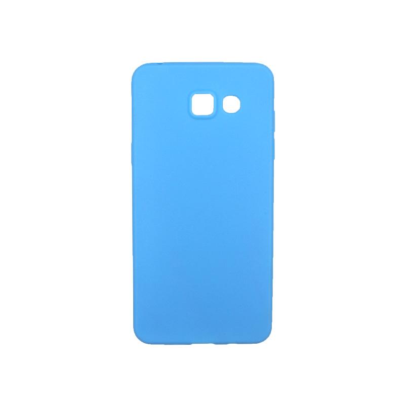 Θήκη Samsung Galaxy Α5 2016 Σιλικόνη γαλάζιο