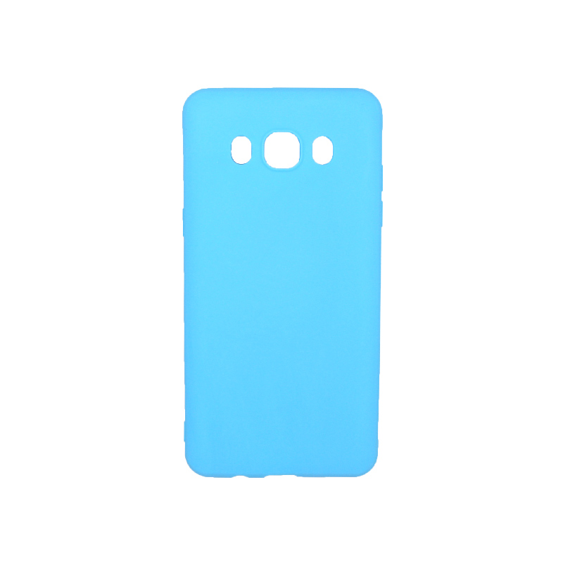 Θήκη Samsung Galaxy J5 2016 Σιλικόνη γαλάζιο