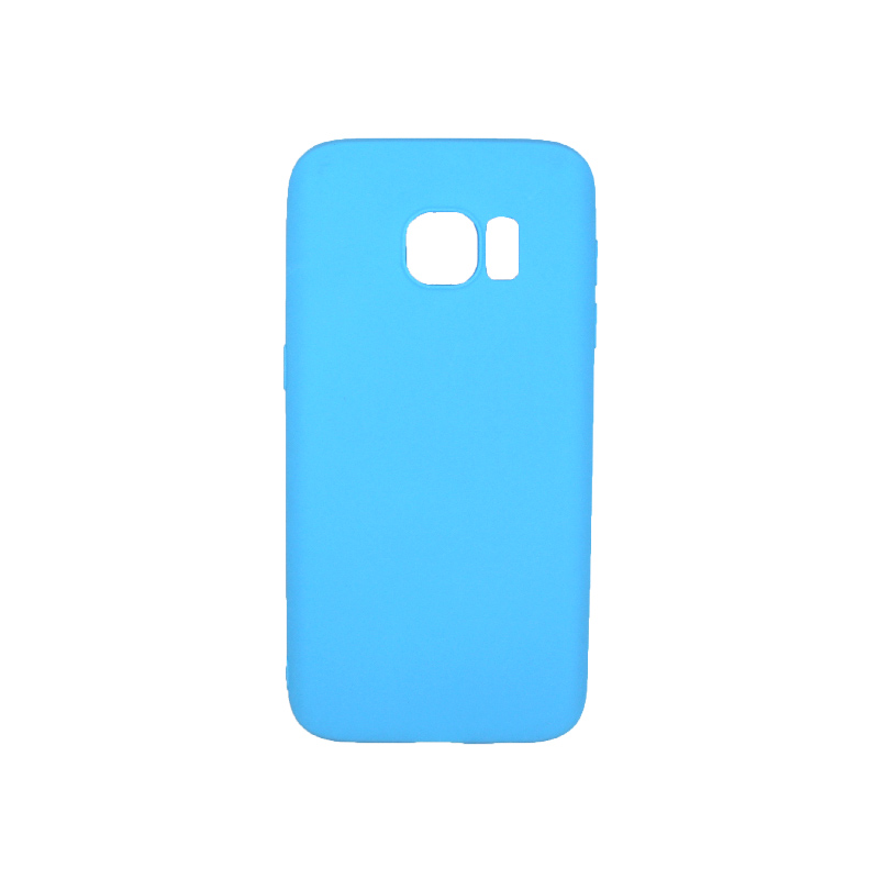 Θήκη Samsung Galaxy S7 Σιλικόνη γαλάζιο