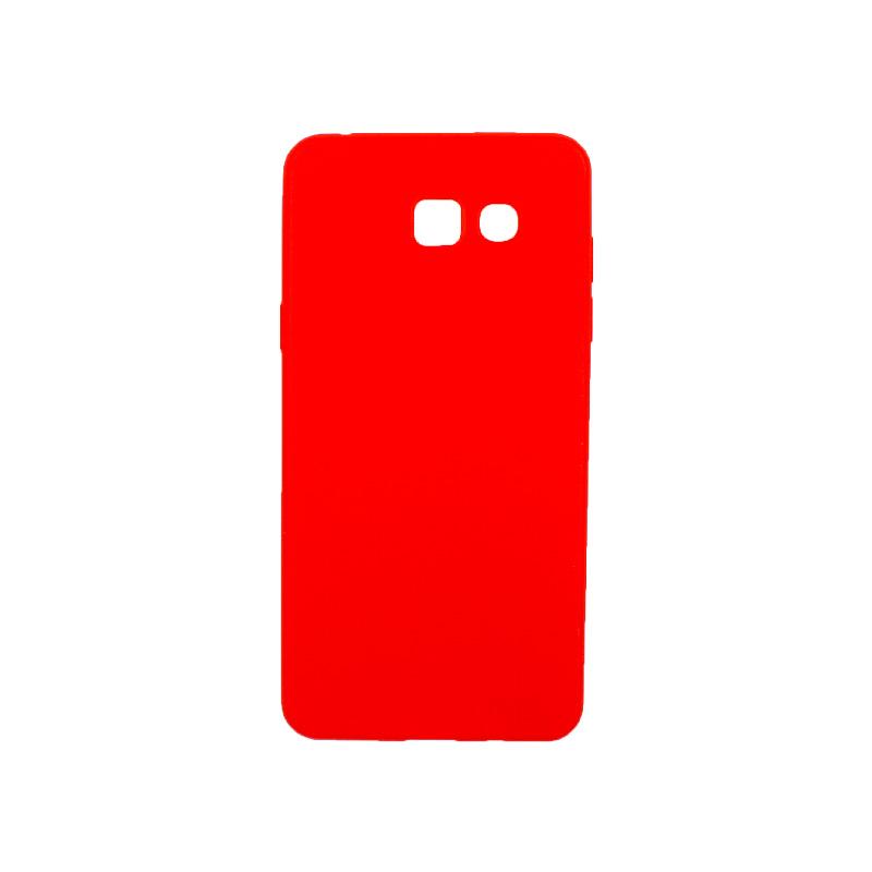 Θήκη Samsung Galaxy Α5 2016 Σιλικόνη κόκκινο