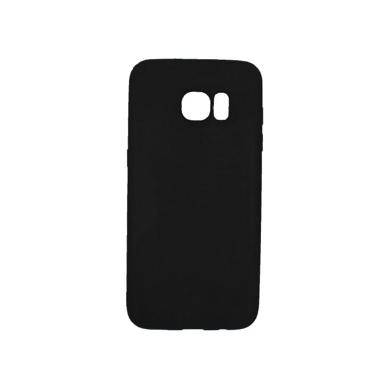 Θήκη Samsung Galaxy S7 Edge Σιλικόνη μαύρο