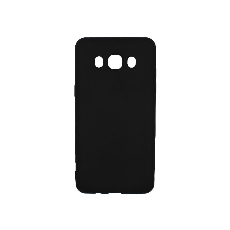 Θήκη Samsung Galaxy J5 2016 Σιλικόνη μαύρο