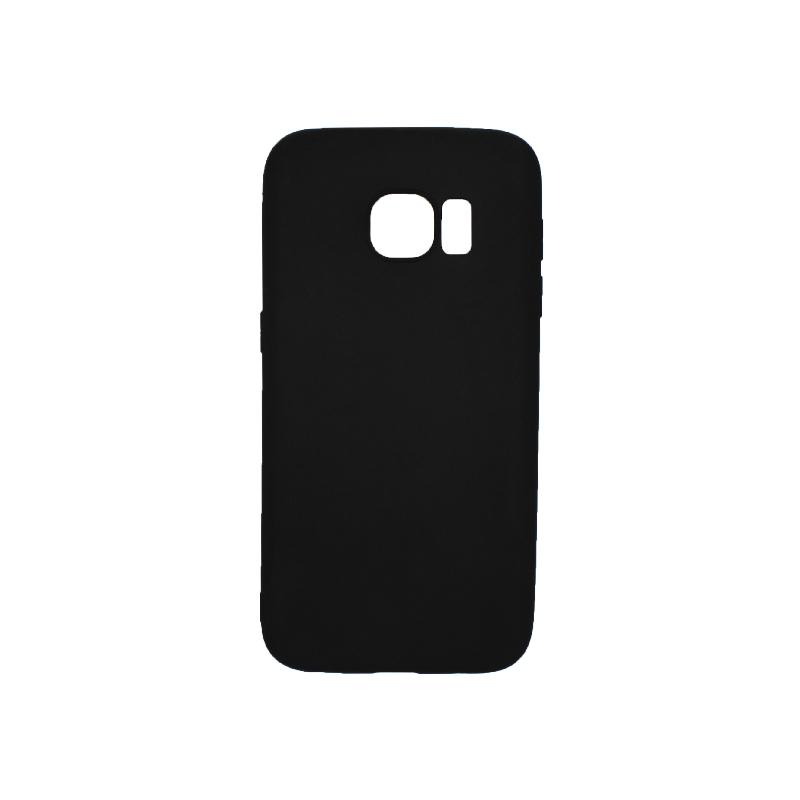 Θήκη Samsung Galaxy S7 Σιλικόνη μαύρο